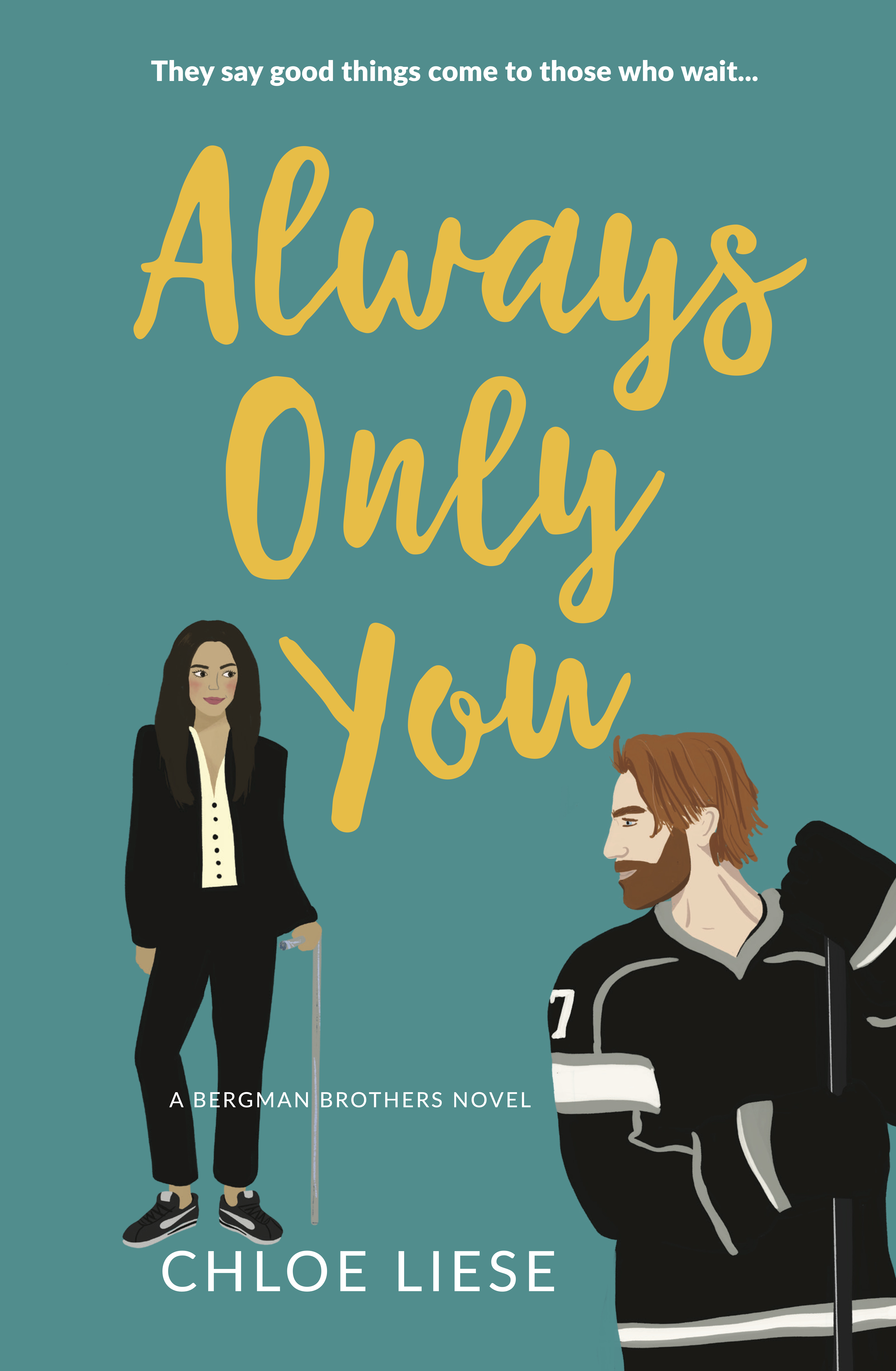 Always Only You book cover by Chloe Liese
