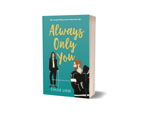 Book cover — Always Only You by Chloe Liese